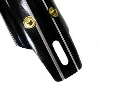 700c 45mm Hybrid Mudguards Black