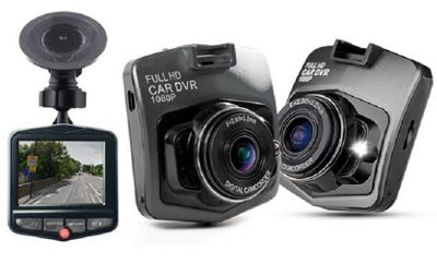 Aquarius Full HD Car Camera with 2.4