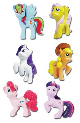 My Little Pony Buildable Figures