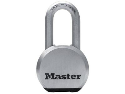Master Lock M830EURDLH 54mm Excell Solid Steel Padlock