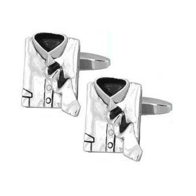 Shirt and Tie Cufflinks
