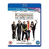 Kingsman The Secret Service Blu-ray