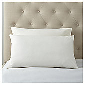 Fox & Ivy Egyptian Cotton Housewife Pillow Case - Ivory