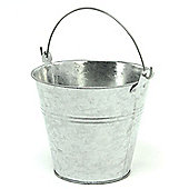 Galvanised Display Buckets - Medium