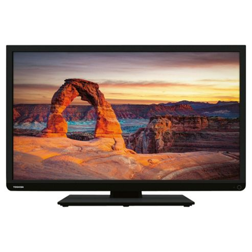 Toshiba 32W1333B 32 Inch HD Ready 720p LED TV With Freeview