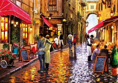 Cafe Street - 8000pc Puzzle