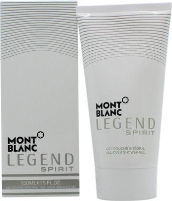 Mont Blanc Legend Spirit All-Over Shower Gel 150ml