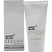 Mont Blanc Legend Spirit All-Over Shower Gel 150ml