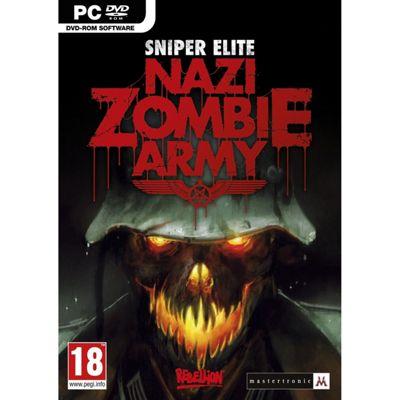 Sniper Elite N**I Zombie Army