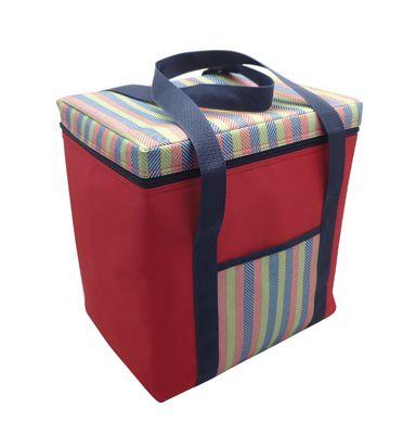 Country Club 28L Jumbo Cooler Bag Stripe