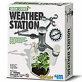 Great Gizmos Kidz Lab Green Science Weather Station