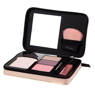 Guerlain La Petite Robe Noire Makeup Palette For Face, Lips And Eyes