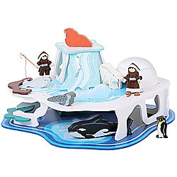 Bigjigs Toys Heritage Playset Polar Glacier