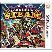 Code Name STEAM - Nintendo3DS