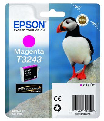 Epson Printer ink cartridge for SureColor SC-P400 - Magenta