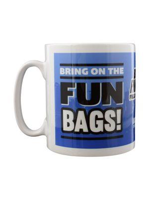 Anchorman 2 Brian Fantana Field Reporter 10oz Ceramic Mug