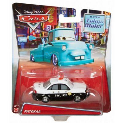 Disney Cars Patoka Police 1:55 Diecast Car