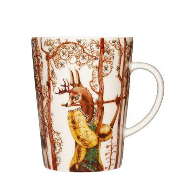 Iittala Tanssi Scandinavian Design Porcelain Coffee Mug 1015530