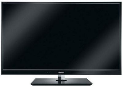 Toshiba 46WL863B 46inch Widescreen full HD 1080p 3D 200Hz Pro-LED TV with Freeview HD