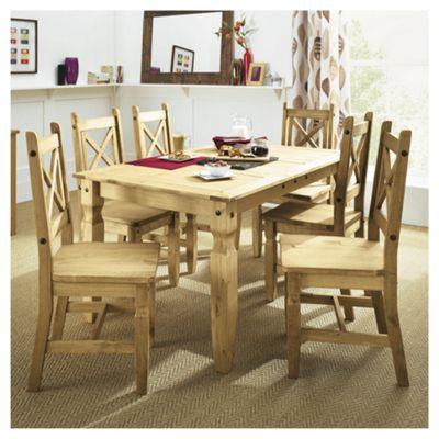 Cordoba 6 Seater Dining Set