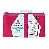 JL Childress Full Body Changing Mat Bright Pink
