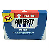 Allergy to Idiots Mints