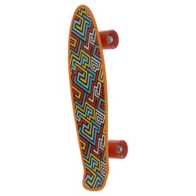 Bored X  - Aztec skateboard