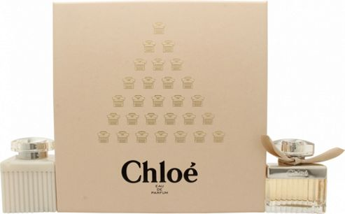 Chloé Gift Set 50ml EDP + 100ml Body Lotion For Women