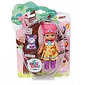 Chou Chou Mini Foxes Doll - Judy