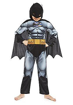 DC Comics Batman Dress-Up Costume - Grey & Black