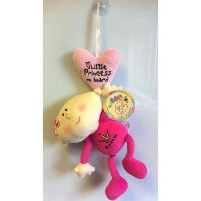 Little Wonders Little Princess Baby On Board Toy