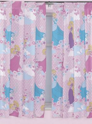 Disney Princess Curtains 54s   Dreams