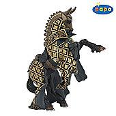 Papo Knights - Knight Bull Horse