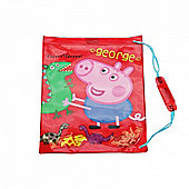 Peppa Pig 'George Dino' Swim Bag