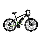 Byocycle Ibex 8.8Ah Electric Mountain Bike Black