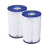 Type C Filters For Summer Escapes 1075 Gall. Pump- Pk.2