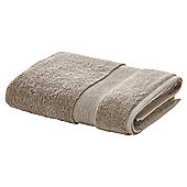 WEST PARK 600gsm  EGYPTIAN COTTON BATH TOWEL TAUPE