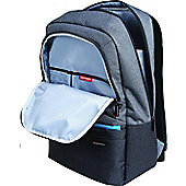 Promate Ascend-BP BackPack for Laptops up to 15.6 - Grey/Black
