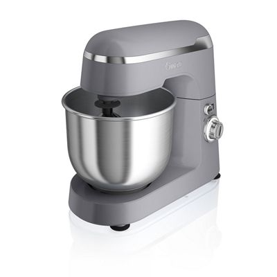 Swan Retro Stand Mixer - Grey