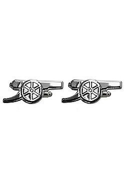Arsenal FC Chrome Cufflinks