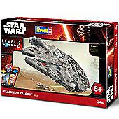 Revell Star Wars Millennium Falcon Episode Vii Easykit - 06694