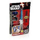 Star Wars Action Lite Mini Light Saber - Luke Skywalker