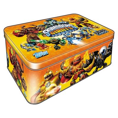 Skylanders Trading Card Collectors Tin