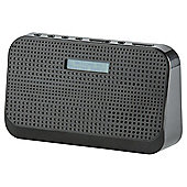 Tesco Compact Portable FM/DAB Digital Radio - Black