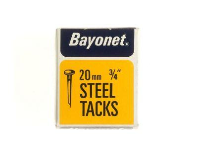 Shaw Bayonet Tacks 3/4In/20mm