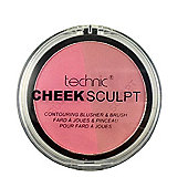 Technic Cheek Sculpt Contouring Duo Blusher & Brush-Glow