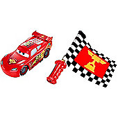Disney Cars Flag Finish Lightning Mcqueen