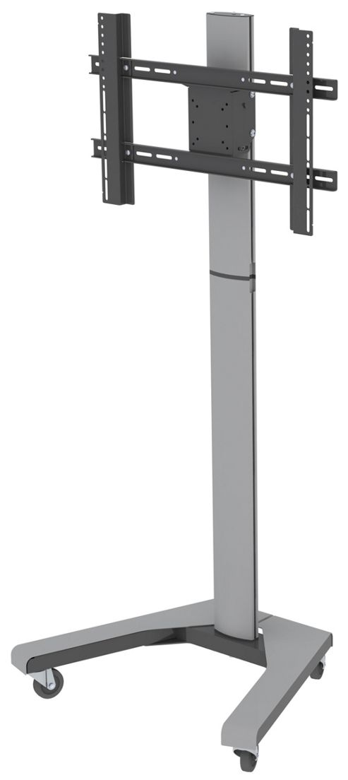 Mountech 16m Trolley Stand with Castors for 32 inch - 55 inch TVs
