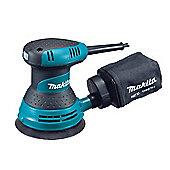 Makita BO5030 125mm Random Orbital Sander 300 Watt 240 Volt