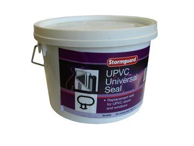 Mr.Cosy 21Sg Upvc Universal Seal 20M Black